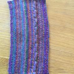 Weaving - first attempts