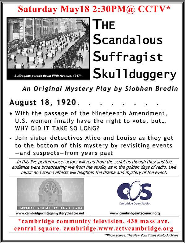 Flyer-TheScandalousSuffragistskulldugger