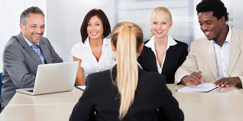 Interviewing Skills (Nationally Accredited Open Course)