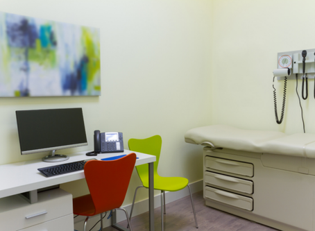 Keeping your Doctor's Office Clean