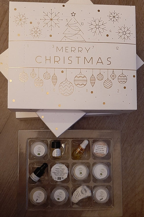 12 days of Christmas Advent Calender