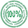 10050047-stamp-guarantee-a-natural-produ