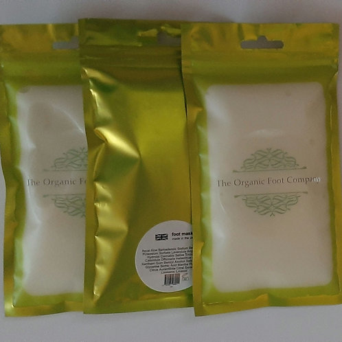 Mint & Lime Foot Mask (90ml)