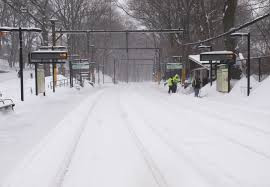 Historic Boston Snowfall Leads to Political Opportunity