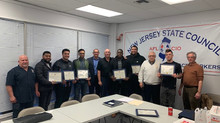 Congratulations to District 15 Newest Journeymen Mechanics