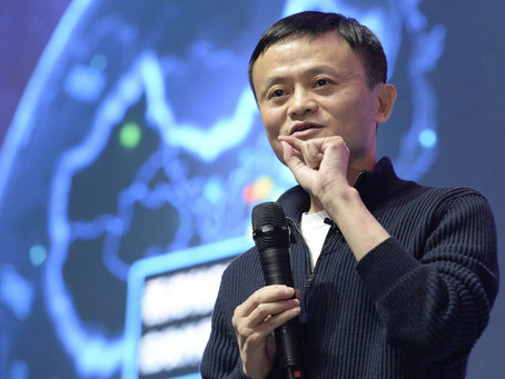 Successful Career | Jack Ma's Journey