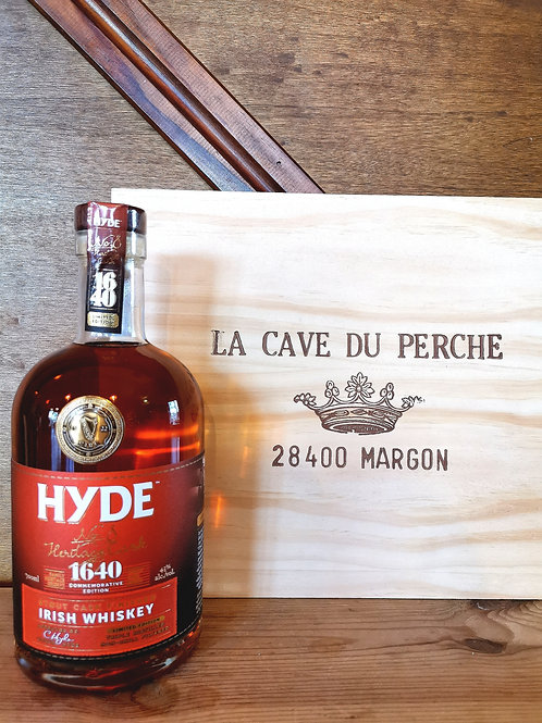 HYDE N°8 - Single malt Irlande