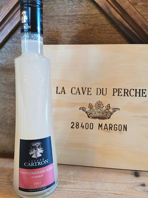 LIQUEUR DE PAMPLEMOUSE  CARTRON  50CL