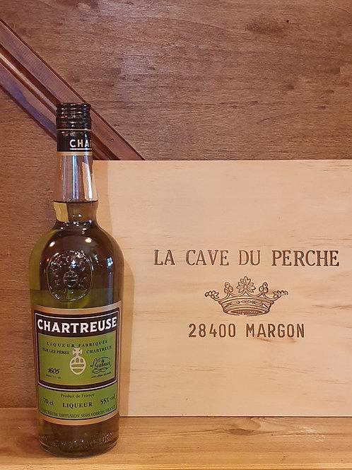 CHARTREUSE VERTE - 70CL 55°