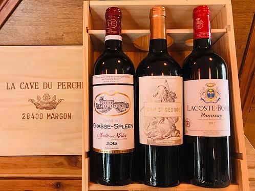 Coffret Bordeaux