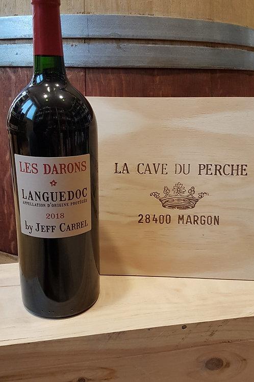 LES DARONS 2018-MAGNUM-LANGUEDOC-JEFF CARREL