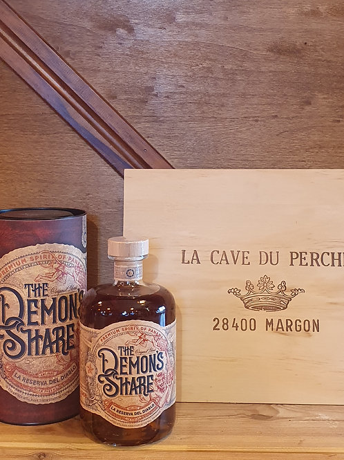DEMON'S SHARE - RHUM AMERIQUE DUSUD