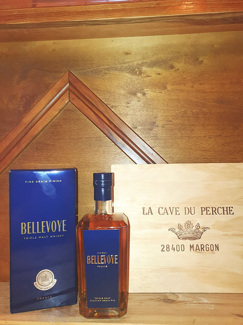 WHISKY DE FRANCE - FINITION GRAIN FIN - BELLEVOYE