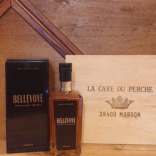 WHISKY DE FRANCE - EDITION TOURBE - BELLEVOYE