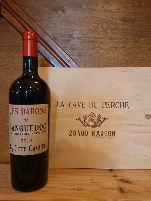 LES DARONS-LANGUEDOC-JEFF CARREL