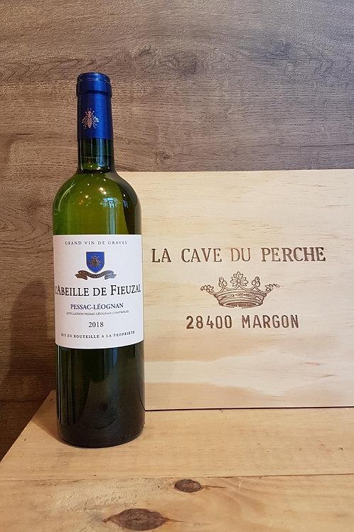 L'ABEILLE DE FIEUZAL-PESSAC-LEOGNAN BLANC 2018