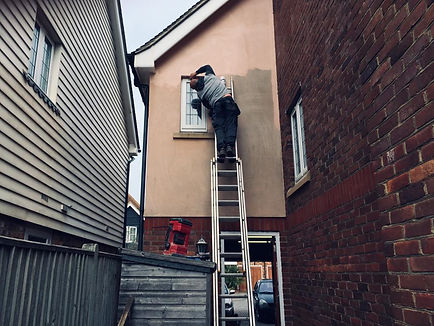 Easbourne external painting eastbourne building services