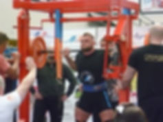 Powerlifting eastbourne