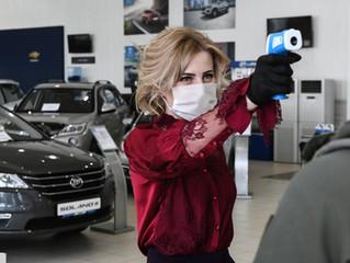 Новый вызов для автодилеров: дезинфекция автомобилей
