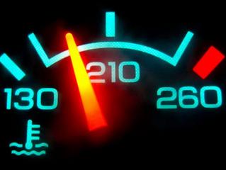 Перегрев двигателя: симптомы и причины