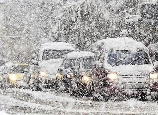 Правильно защищаем авто от зимних реагентов