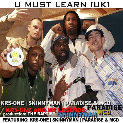 U MUST LEARN UK