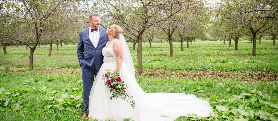 Whitney + Josh ((Sodus point Wedding))