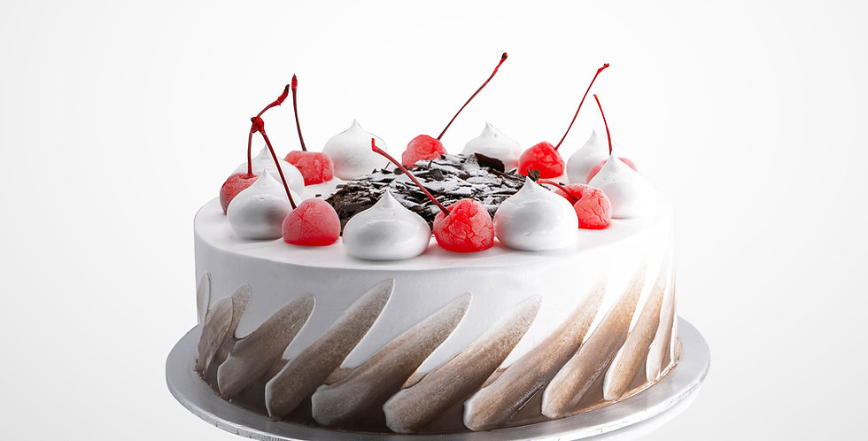 Eggless Blackforest