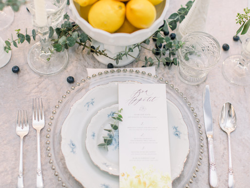 Styled Shoot at the Wilder Room