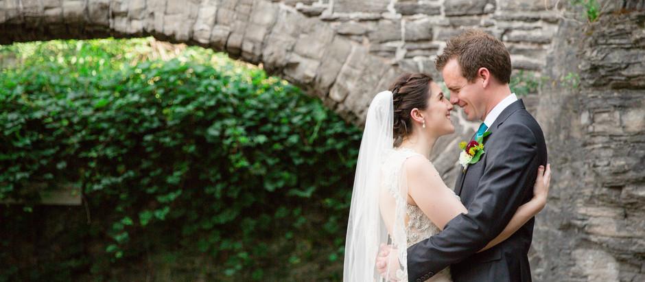 Lindsey + Jason ((La Luna Rochester Wedding))