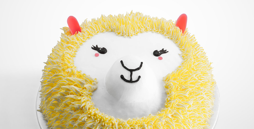 Luna The Llama