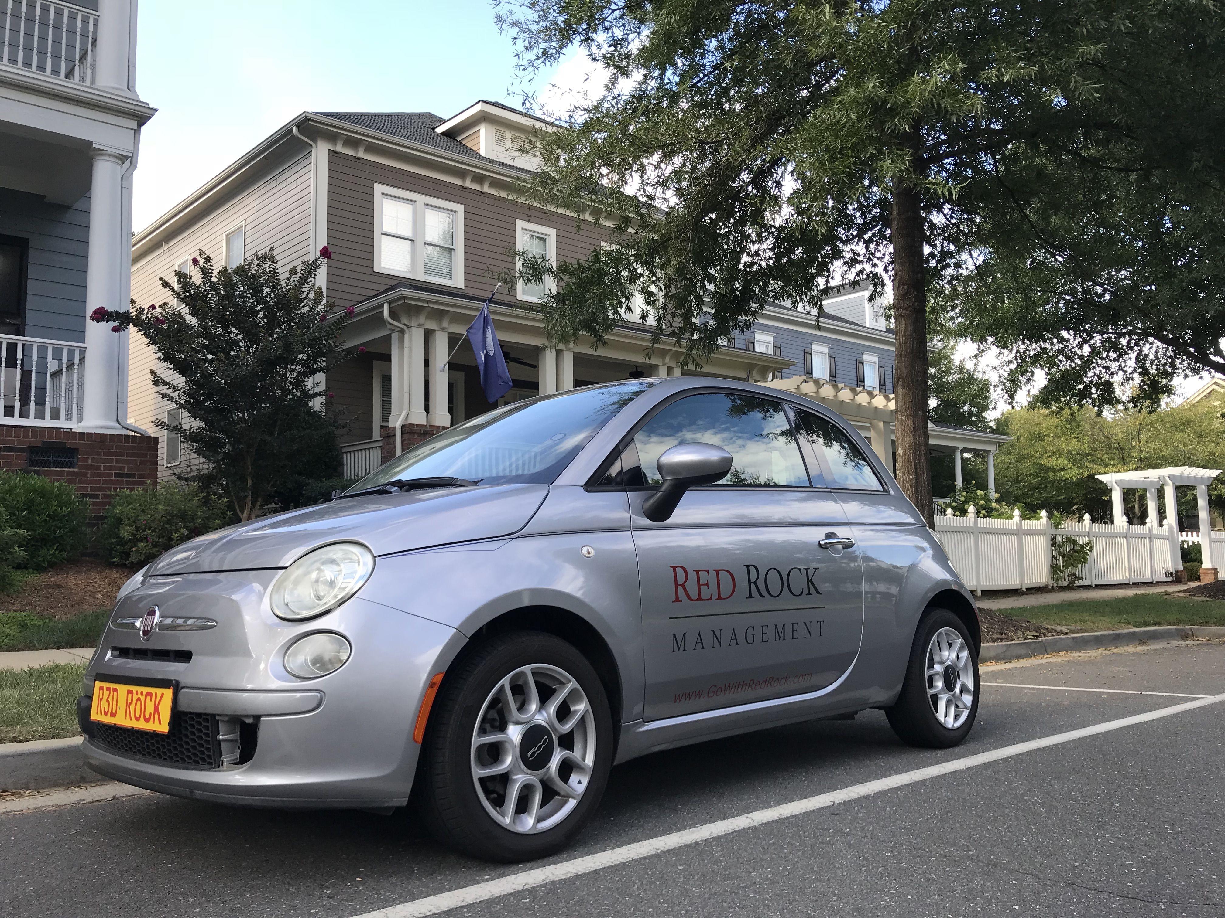 Red Rock Fiat