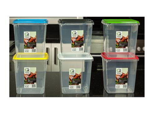 Prepping storers - 184 x 184 x 194mm