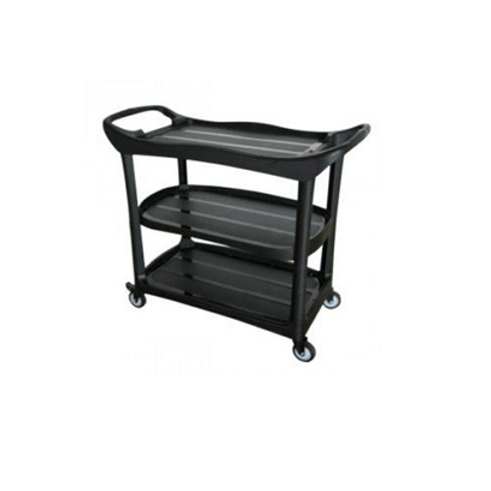 Premium Dining Trolley (Black)