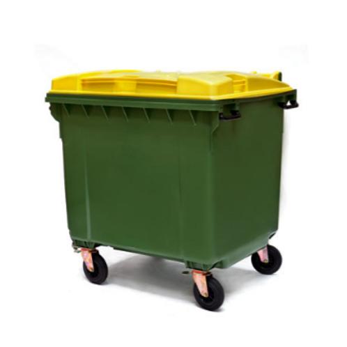 Wheelie Bin - 660L