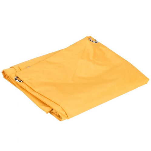 Yellow Bag for X-Frame laundry trolley 480x540x 680high