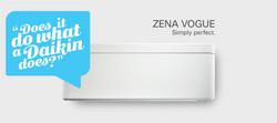 zena white daikin powersmart heat pumps