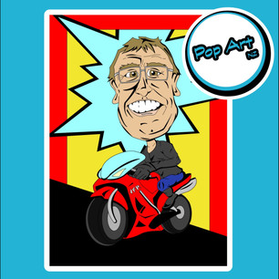 Two or more wheels? Pop Art NZ can do it all.