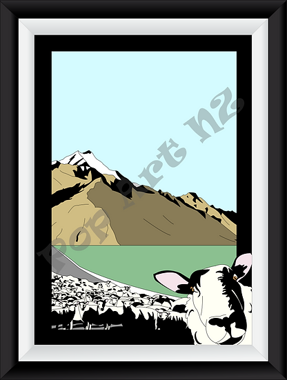 Limited edition sheep herd NZ