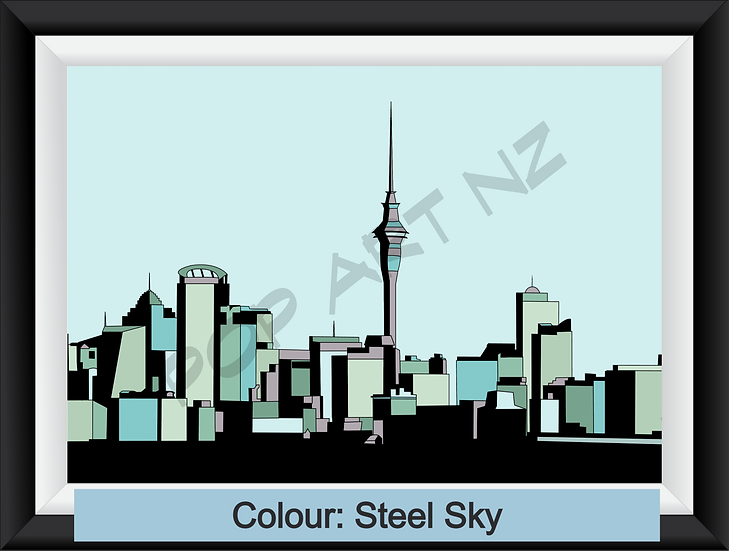 Limited Edition Auckland City - various colours