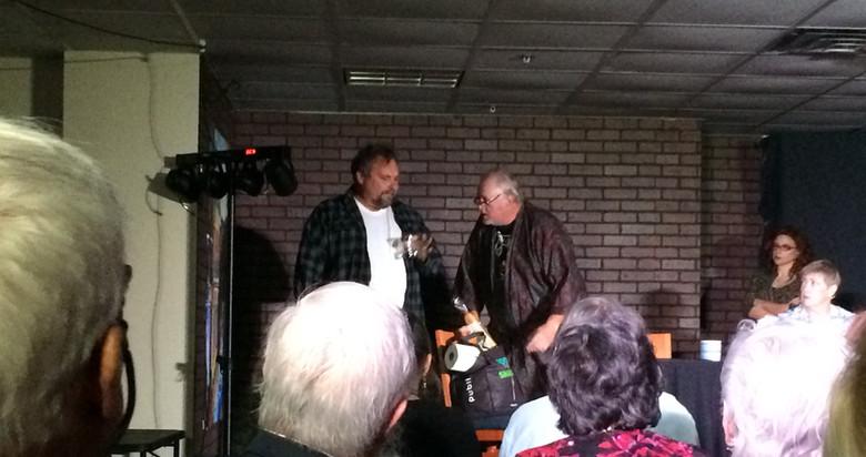 Dennis Williams and John E. Durbin - Pra