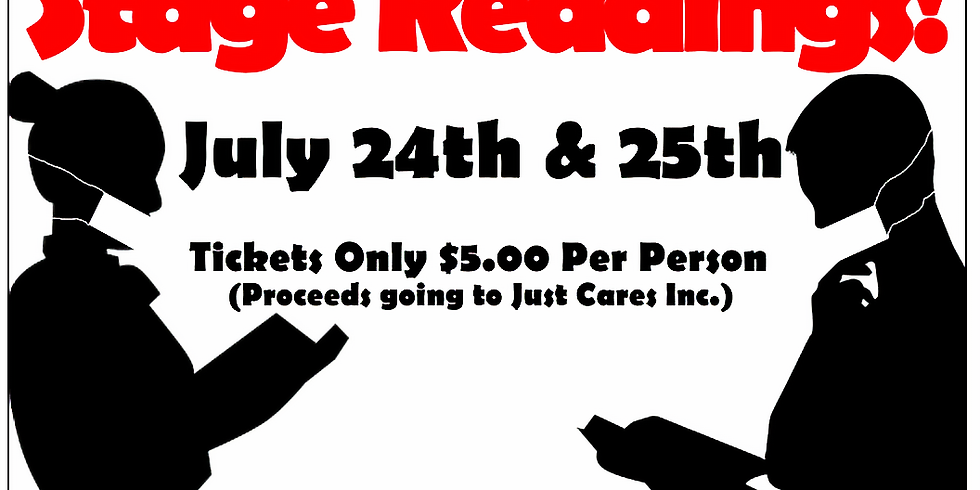 An Evening of Stage Readings - Rated PG