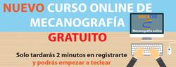 Curso de mecanografía online