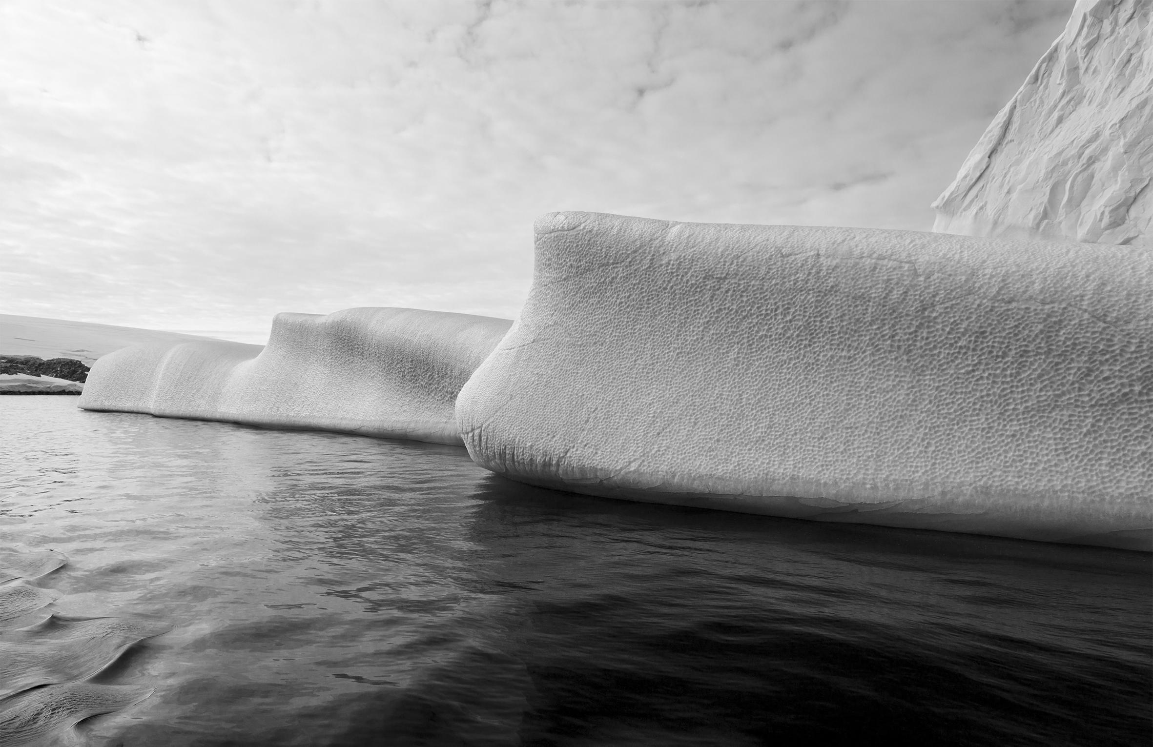 Iceberg en escalier