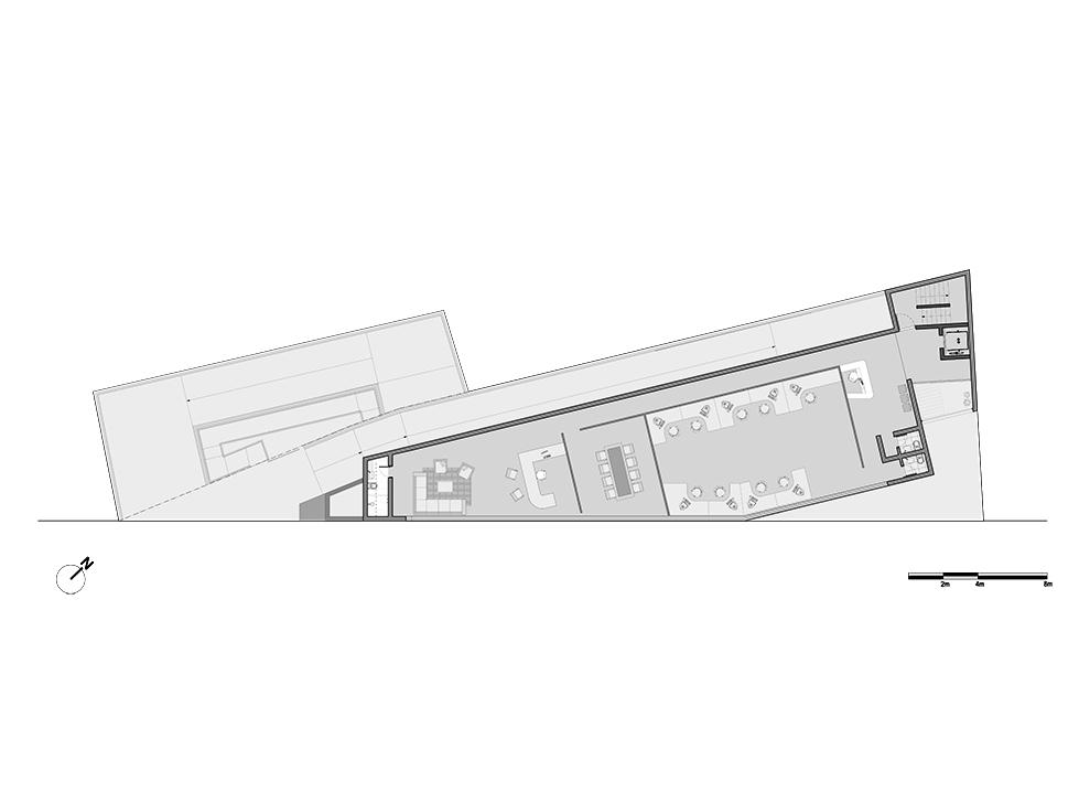 Planta Baixa 3.º e 4.º Pavimentos