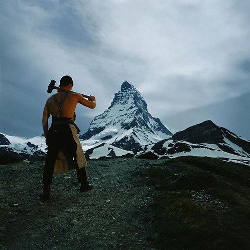 "Construction Time Again  - ""Man versus Mountain"""