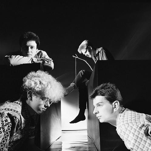 "Depeche Mode 1982: Photo 3 - ""Out Fishing"""