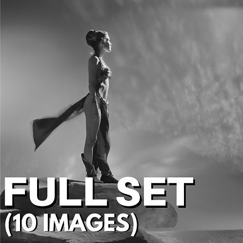 Star Wars - FULL SET (10 images)