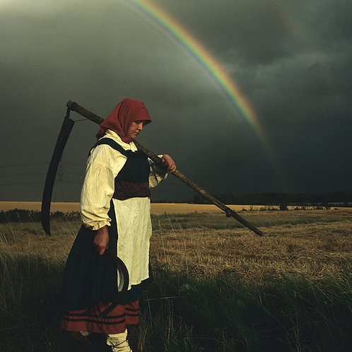"A Broken Frame - ""Lady and The Rainbow"""