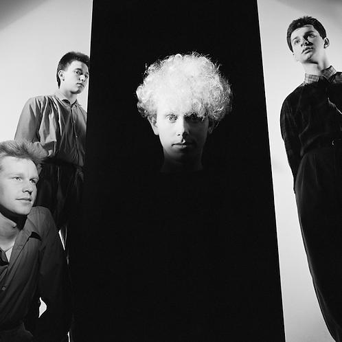 """Depeche Mode 1982: Photo 1 - """"Martin Central"""""""
